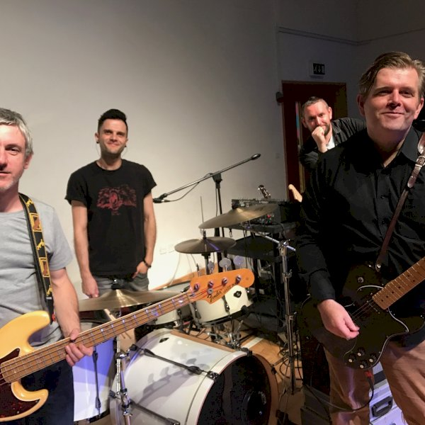 Andy Wilson & The Scratch Demons